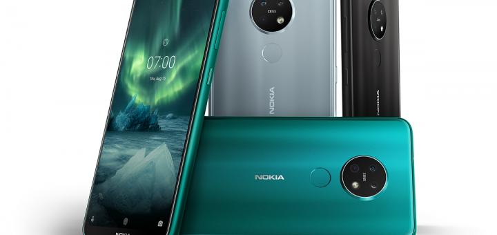 Nokia 7.2 е вече в България