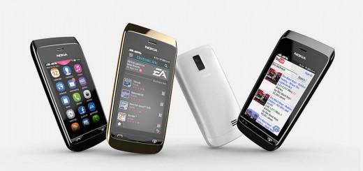 Nokia Asha 310 дебютира с две SIM карти и WiFi
