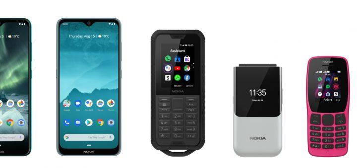 IFA 2019: Новите телефони Nokia