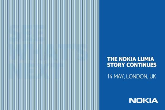 Nokia представя новата Lumia на 14 Май в Лондон