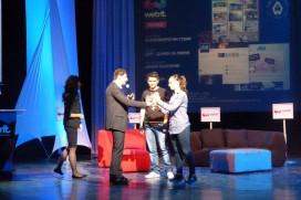 Успешните онлайн проекти и кампании в България получиха признание по време на Webit Awards