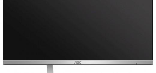 AOC и Studio F. A. Porsche представят нова серия монитори