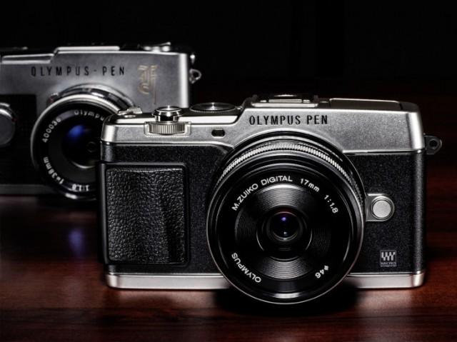 Новият фотоапарат от Olympus в ретро стил
