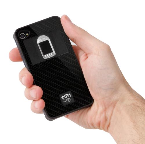 Благодарение на биометричните данни, съдържащи се във вашия пръст, и специална платка-скенер за разпознаването им, монтирана в калъфа на телефона ви, отключването става много просто.