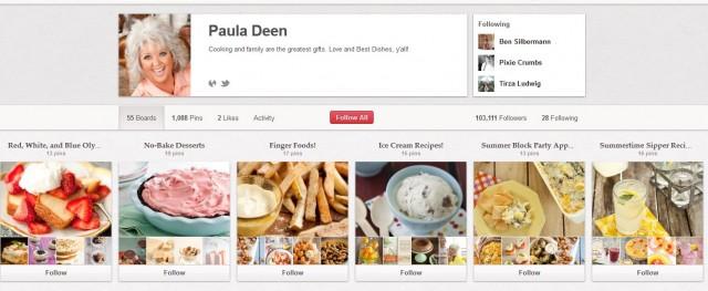 Paula Deen: Готвене, рецепти, храна.