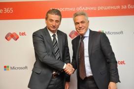 Мтел и Майкрософт България ще предлагат Microsoft Office 365 с тарифни планове и устройства
