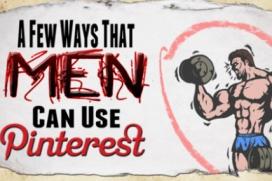 Защо мъжете да използват Pinterest