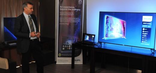 Първите телевизори Philips с Android вече и на българския пазар