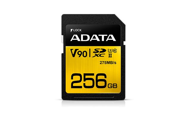 ADATA разкри серията Premier ONE microSD и SD карти