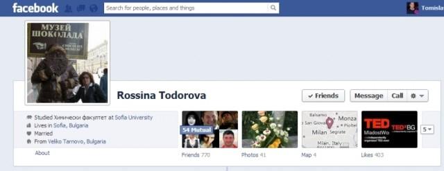 Rosina Todorova