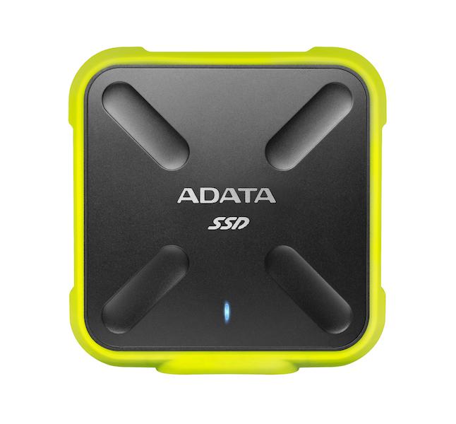 ADATA пуска външен 3D NAND SSD диск