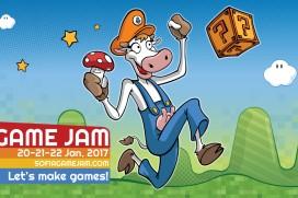 Sofia Game Jam на 20 и 21 януари