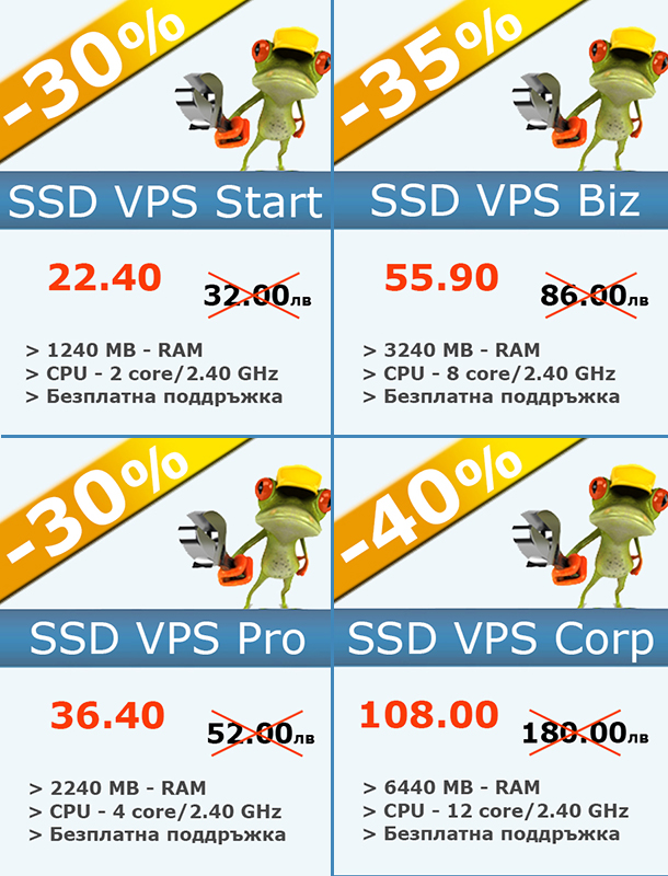 SSDVPS