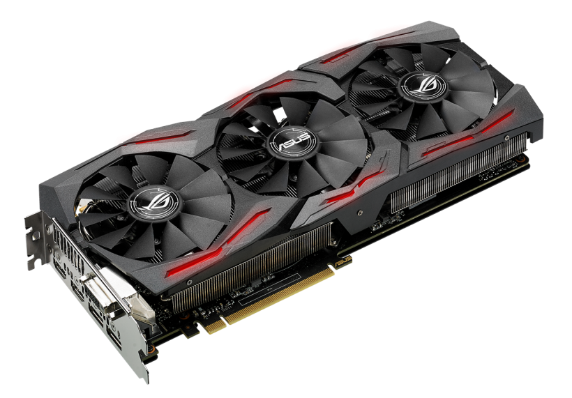 ASUS Republic of Gamers представи Strix GeForce GTX 1070