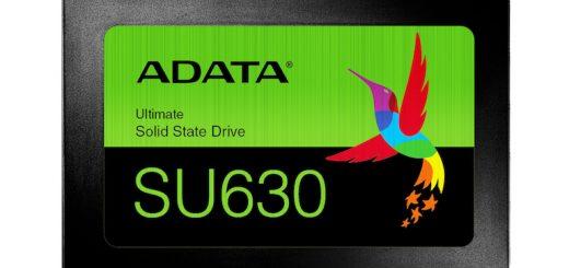 ADATA анонсира своя нов 3D QLC NAND SSD диск от серията Ultimate