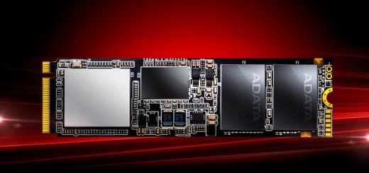 ADATA анонсира геймърския SSD диск XPG SX7000