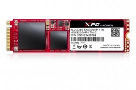 ADATA представя XPG SX9000 PCIe Gen3x4 NVMe 1.2 SSD