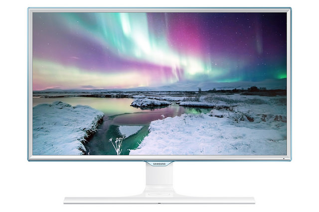 Samsung Curved Monitor 2