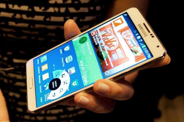Samsung Galaxy Note 3 Neo ще е с шестядрен процесор
