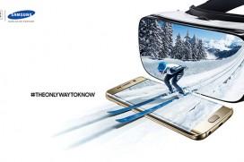 Samsung създава първото в света VR съдържание за олимпийските игри в Лилехамер