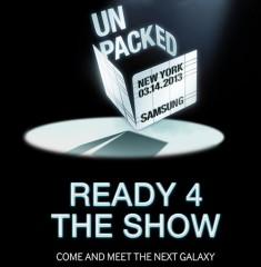 Samsung Galaxy S IV с премиера на 14 март