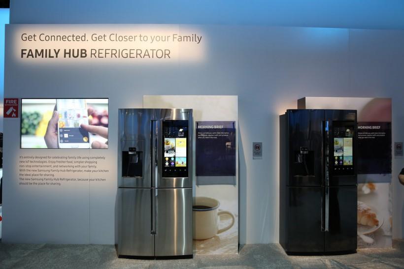 Samsung Electronics показа значими иновации за по-интелигентен живот по време на European Forum 2016