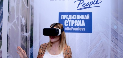 Над 1350 човека предизвикаха страха си с технологията за виртуална реалност на Samsung