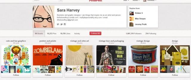 Sara Harvey: изкуство, графичен дизайн и типография
