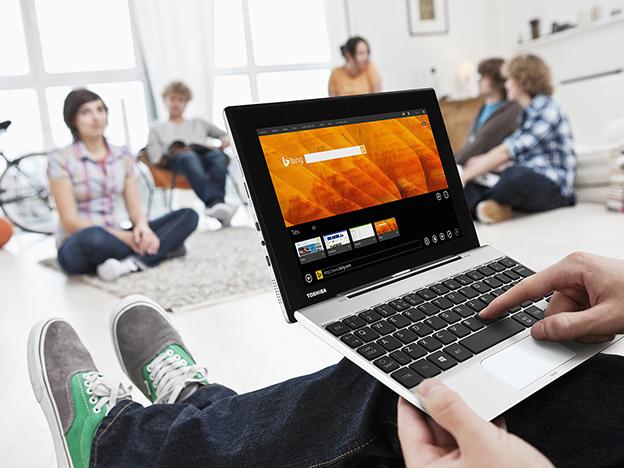 Toshiba – Satellite Click Mini с Intel Atom процесор е вече в България
