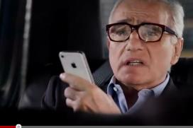 Новата реклама на Siri е с Мартин Скорсезе