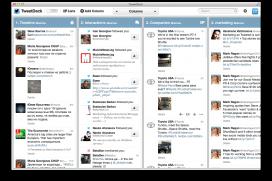 TweetDeck порасна - вече е на 2.0