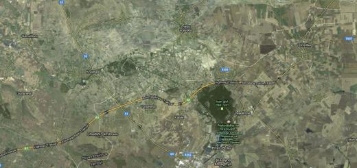"""Магистрала """"Тракия"""" вече правилно отразена и в Google Maps!"""