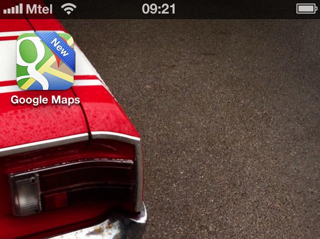 Google Maps за iPhone вече е тук!