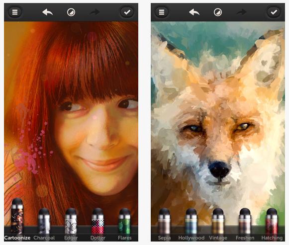 Repix е ново, много интересно приложение, което може да направи снимките ви невероятни.