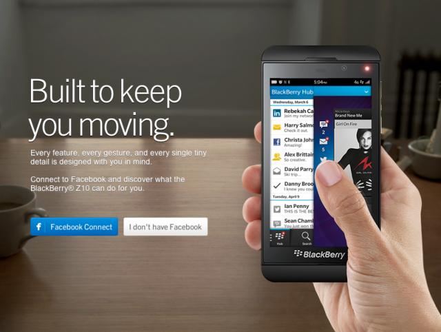 BlackBerry се завръща със смела и впечатляваща рекламна кампания