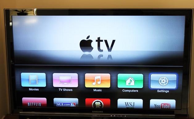 Apple TV с 55-инчови и 65-инчови 4K дисплеи ще се появи през 2014