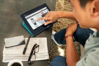 Sony подготвя ултратънък таблет Xperia Tablet Z