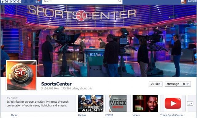 """ESPN """"SportsCenter"""""""