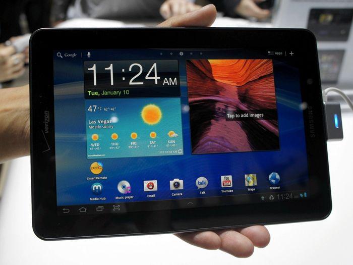 Samsung ще пусне повече таблети със Super AMOLED дисплеи през 2014
