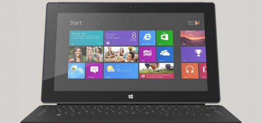 Мощен Microsoft Surface с Windows 8 Pro от Януари