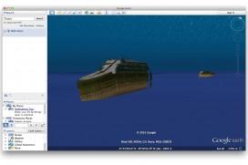 Разходете се из Титаник с Google Earth