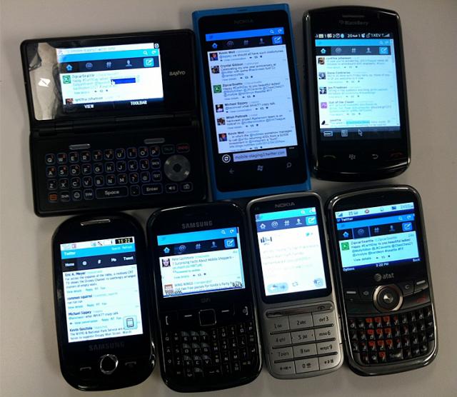 Twitter с изцяло обновен мобилен сайт