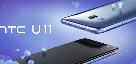 U11 е новият флагман на HTC
