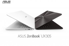 ASUS обяви ZenBook UX305