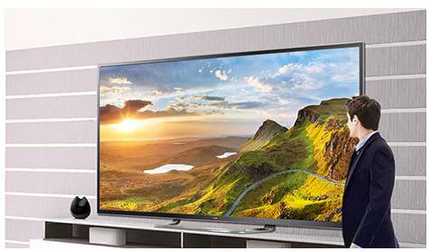 84 инчовият Ultra HD телевизор на LG