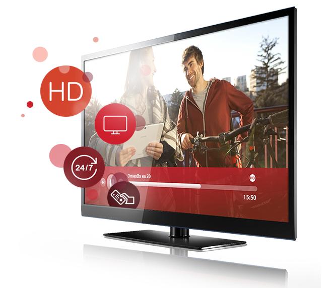 Вече гледаме и YouTube с Интерактивната телевизия на Мтел