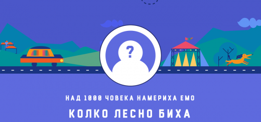 """Теленор отчете над 24 000 посетители в страницата на кампанията """"Търсенето на Емо"""""""