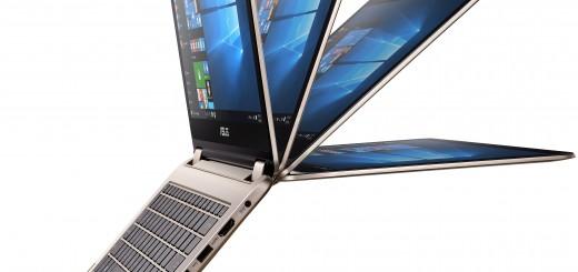 CES 2016: ASUS представи VivoBook Flip TP301 и TP501