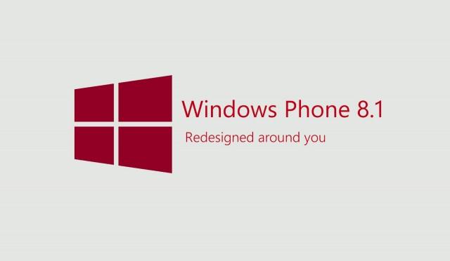 Изтече скрийншот на лентата с известия от Windows Phone 8.1