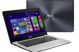 ASUS обяви 13,3-инчов ноутбук X302